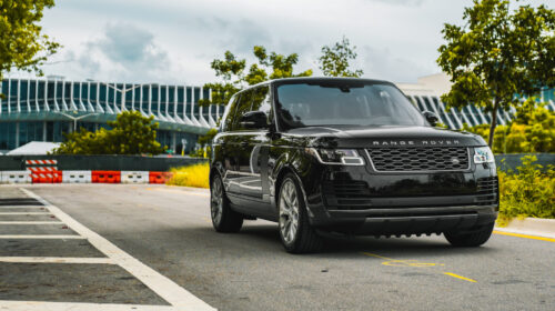 Land Rover HSE